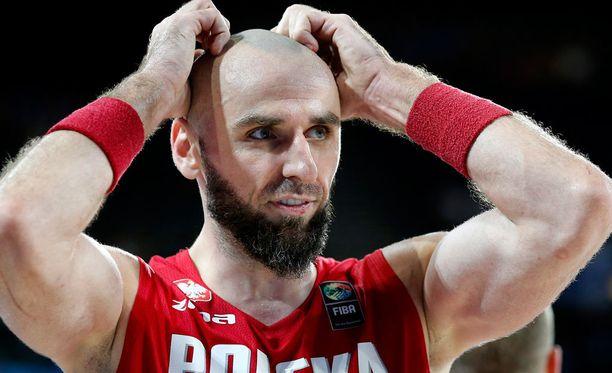 Marcin Gortat on Puolan avainpelaajia.