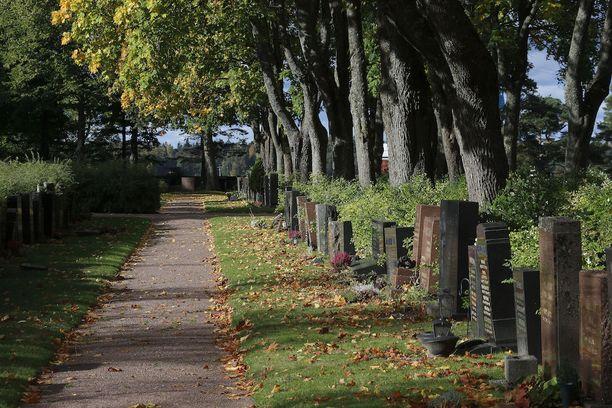 Presidentti Mauno Koivisto saatetaan haudan lepoon Hietaniemen hautausmaalle helatorstaina.