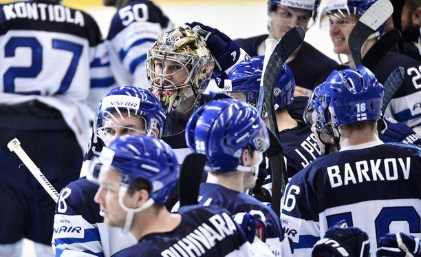 Suomi ottaa ensi keväänä Pietarissa mittaa Kanadasta.