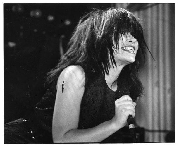 Amberla teki läpimurtonsa 1980-luvulla. Kuva vuodelta 1985.