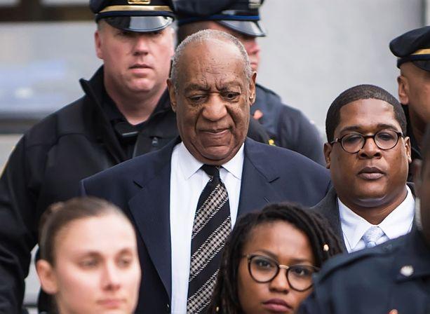 Mikäli Bill Cosby istuu koko 10 vuotta vankeudessa, on hän 91-vuotias vapautuessaan.