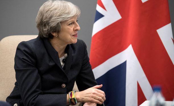 Theresa May keskustelee Tanskan ja Ruotsin kanssa turvallisuudesta ja kaupankäynnistä.