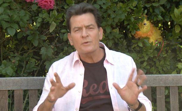 Charlie Sheen sai tietää Hiv-tartunnastaan lääkärikäynnin yhteydessä vuonna 2011.