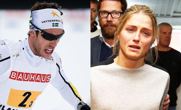 Marcus Hellner otti kantaa Therese Johaugin dopingtapaukseen.