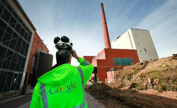 Googlella on Haminassa datakeskus, jonka on laskettu tuoneen Suomeen suoraan ja välillisesti 1600 työpaikkaa kuudessa vuodessa.