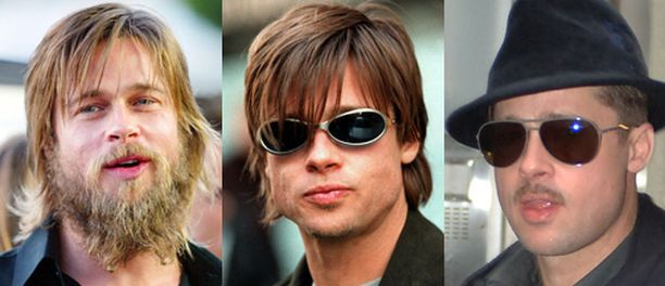 Muistatko vielä miltä Brad Pitt Näytti kaksikymmentä vuotta sitten?