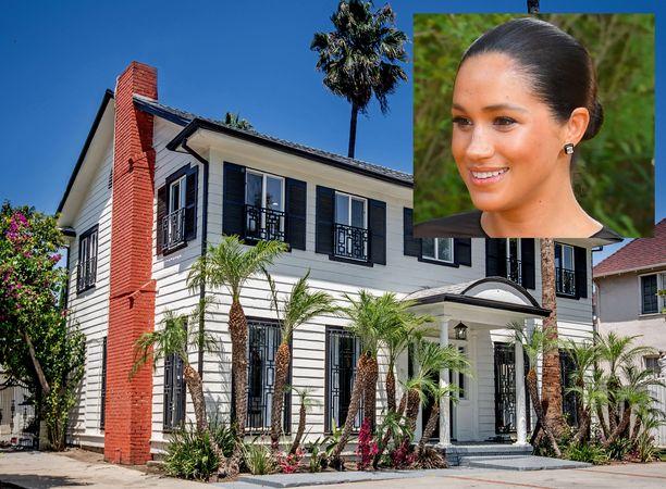 Meghanin asuttama koti Los Angelesissa on myynnissä.
