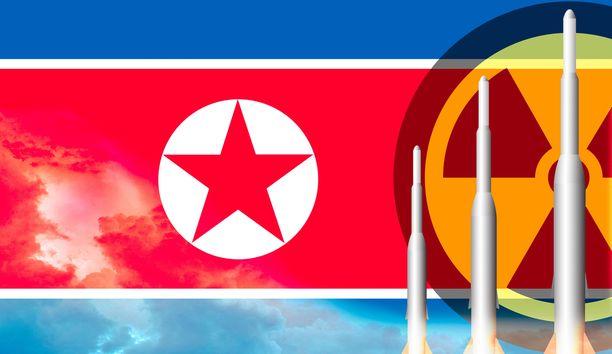 Pohjois-Korea lisää jännitteitä entisestään.