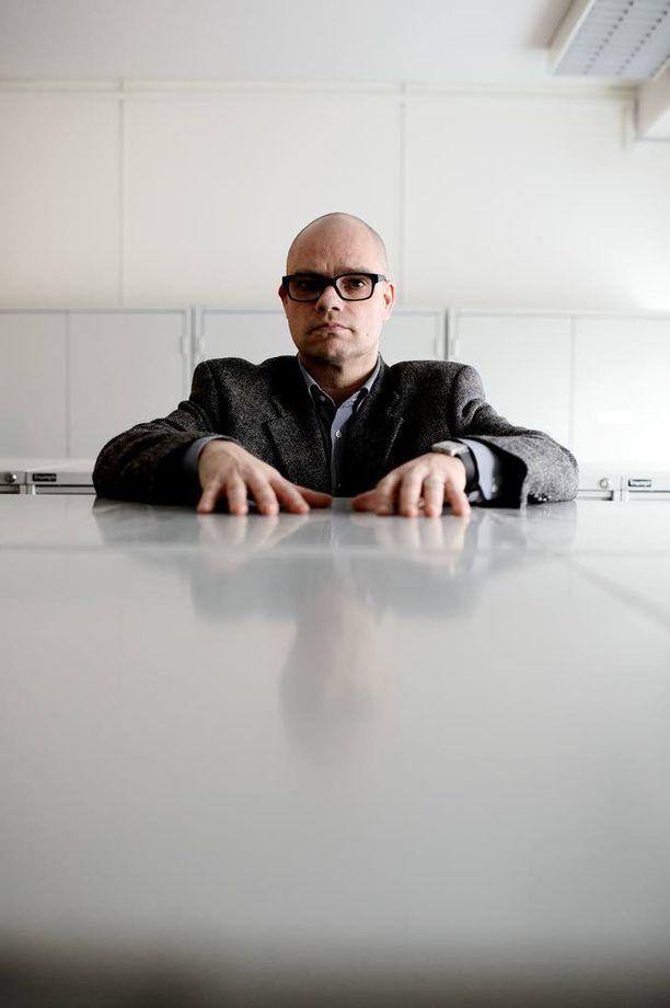 Takuu-Säätiön toiminnanjohtaja Juha A. Pantzar.