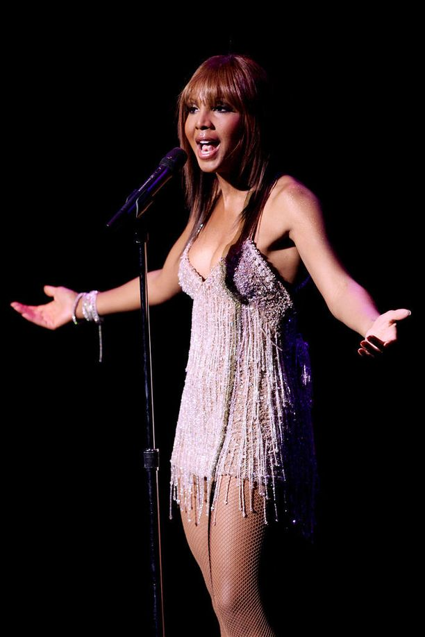Braxtonilla oli vuosia oma show Las Vegasissa.