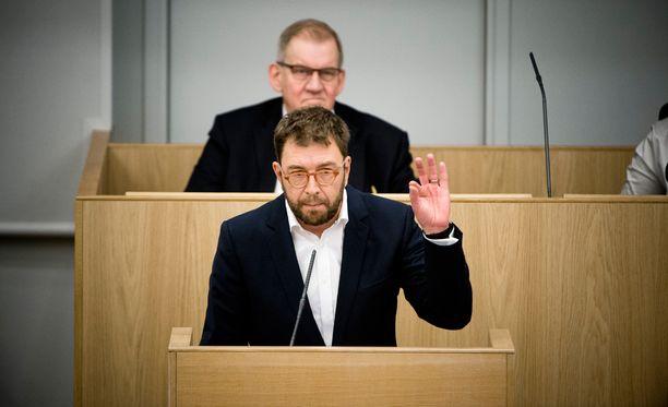 Timo Harakka myöntää harkitsevansa SDP:n puheenjohtajaehdokkuutta, mikäli kisaan on tulossa muitakin ehdokkaita.