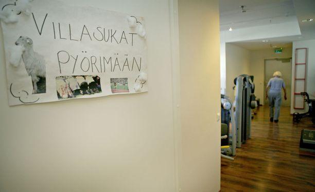 Esperillä on useita hoitolaitoksia ympäri Suomen.