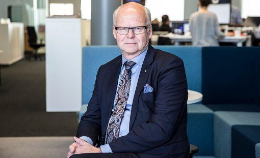 OP-ryhmän pääjohtaja Reijo Karhinen