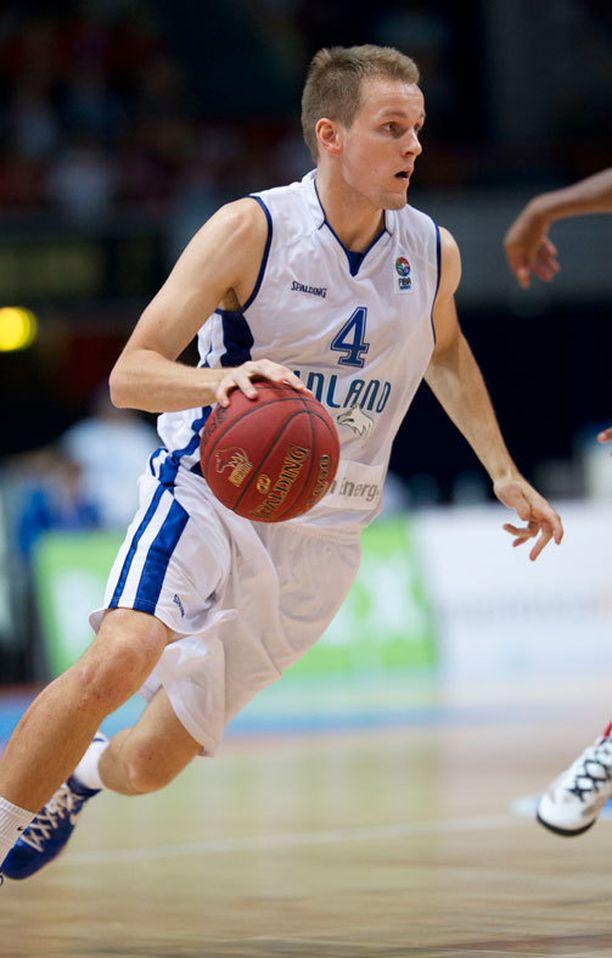 Mikko Koivisto.