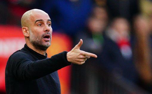Manchester City -manageri Pep Guardiolan äiti kuoli koronavirukseen