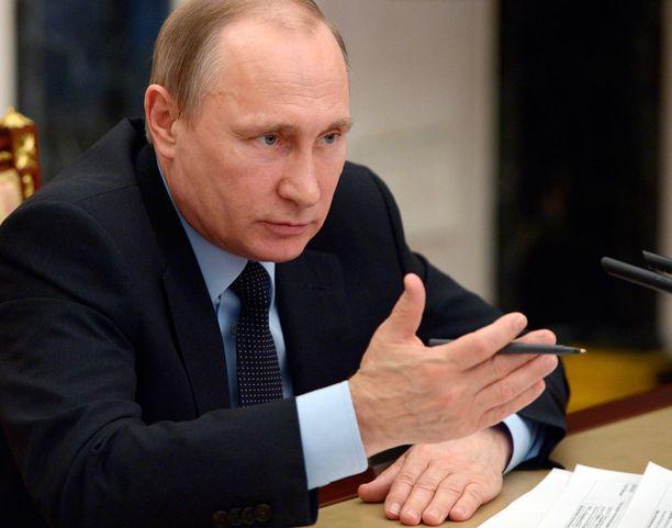 Vladimir Putinin Venäjä käy psykologista sotaa Ruotsissakin, väittää Säpo.