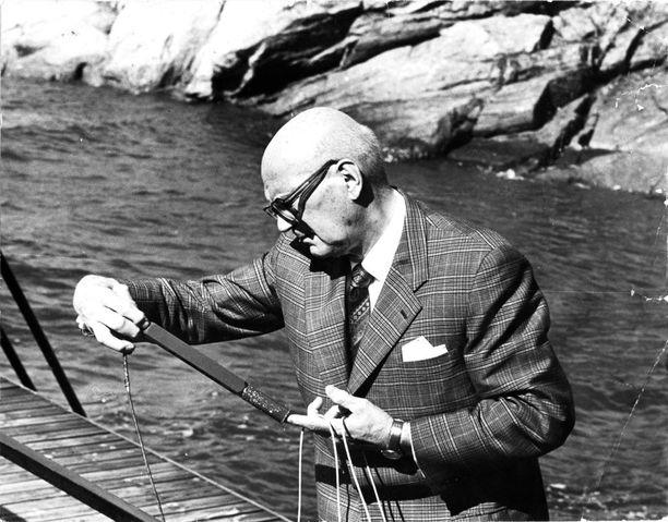 Urho Kekkonen tuli politiikkaan salaisen poliisin kautta.