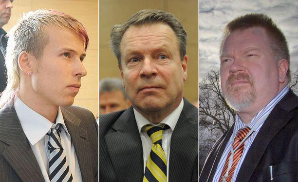 Antti Kurhinen, Ilkka Kanerva ja Johan Bäckman osallistuvat a2-iltaan