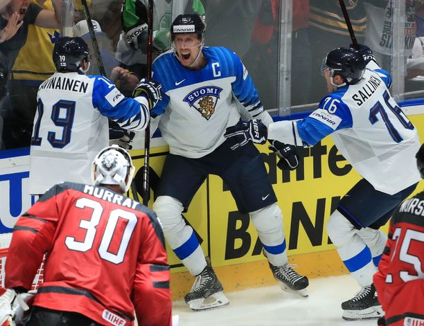 Marko Anttila oli ennennäkemättömässä vireessä.