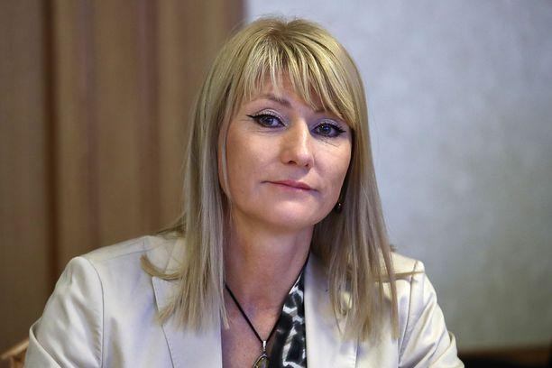 Svetlana Žurova sanoi olevansa 100-prosenttisen varma, että Wadan päätöstä käsitellään vielä kolmannen osapuolen edessä.