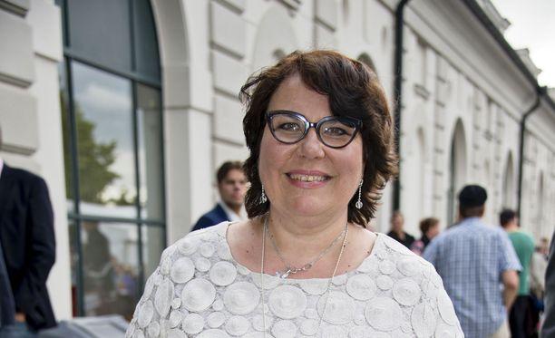 Merja Ylä-Anttila on tehnyt 30-vuotisen uran MTV:llä.