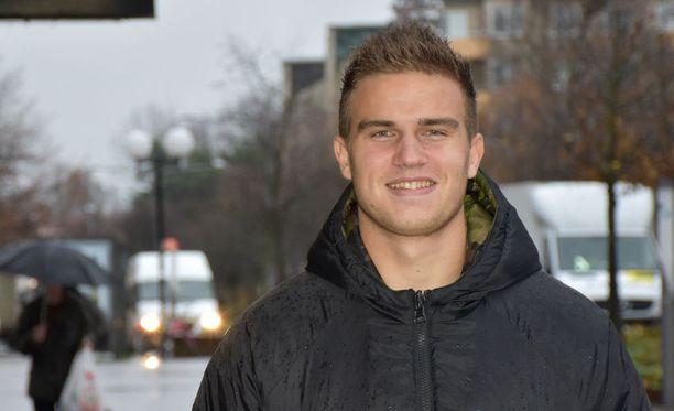 Eero Markkanen kävi Zinedine Zidanen opissa.