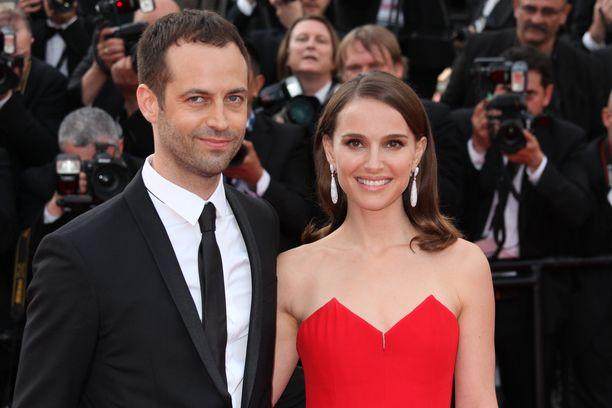 Natalie Portman ja Benjamin Millepied tapasivat Black Swan -elokuvan kuvauksissa.