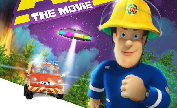Palomies Samin hahmot aiheuttivat melkoisen yllätyksen jaksoa katsoneille aikuisille.