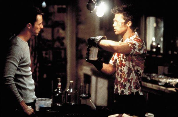 Brad Pittin näyttelemä Tyler oli elokuvassa saippuakauppias.