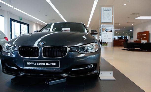 BMW on pitkään ollut johtavassa markkina-asemassa luksusautojen suhteen.