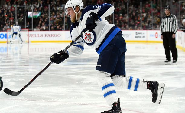 Patrik Laine laukoi ottelun kaikki maalit, kun Winnipeg Jets voitti New York Rangersin 3-0. Hattutemppu oli Laineelle kauden ensimmäinen ja NHL-uran neljäs.