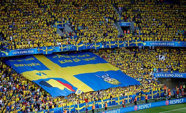 Ruotsissa odotetaan jalkapallon MM-kisoja jo innolla.