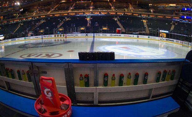 Ruotsalaispelaajat paljastivat Expressenille NHL-pelaajien sekoiluja.