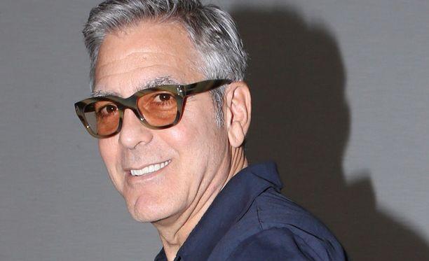 George Clooney muistetaan muun muassa elokuvista Hämärästä aamunkoittoon ja Up in the Air.