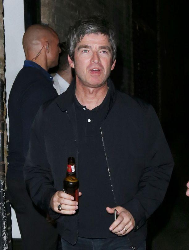 Noel Gallagher ei ole vastannut veljensä twiittailuihin.