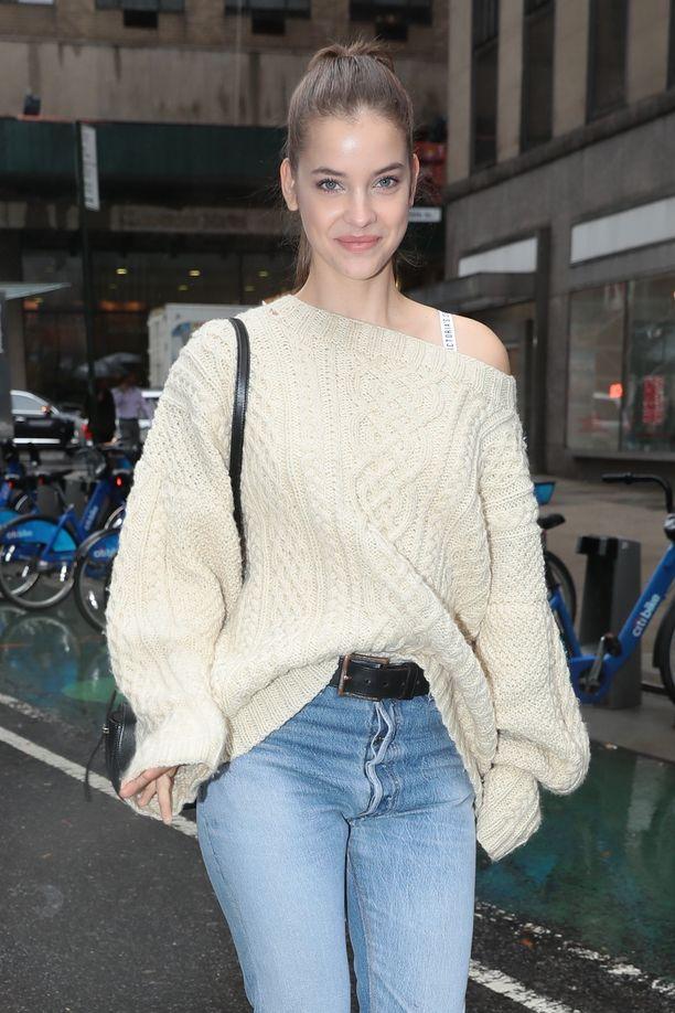 Huippumalli vapaalla! Barbara Palvin on Victoria's Secretin ensimmäinen unkarilainen enkeli.