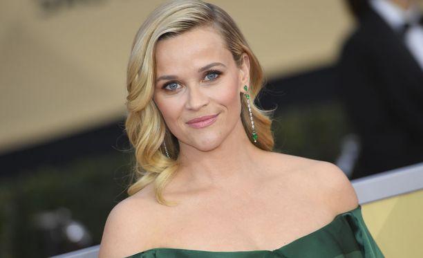 Reese Witherspoon tunnetaan myös HBO:n suositusta Big Little Lies -sarjasta.