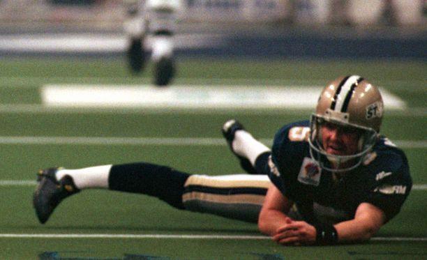 Björn Nittmo pelasi NFL:ssä täyden kauden historian ensimmäisenä ruotsalaisena.