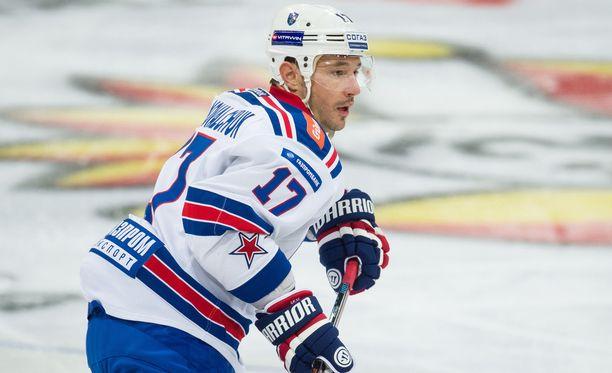 KHL:n kovapalkkaisin pelimies on venäläinen Ilja Kovaltshuk, joka tienaa arviolta kymmenen miljoonaa dollaria kaudessa.