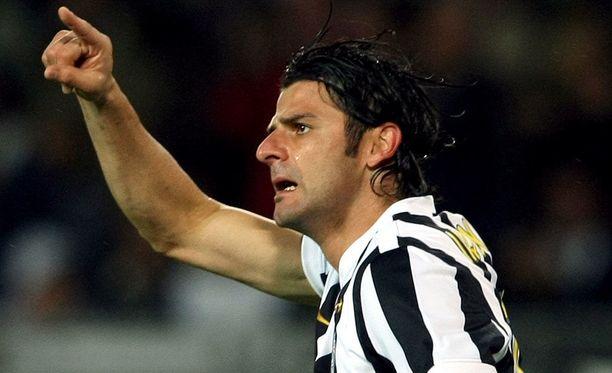 Vincenzo Iaquinta tykitti 30 maalia Juventus-paidassa.