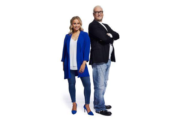 Anne ja Marko ovat Suomen Jillian ja Todd.