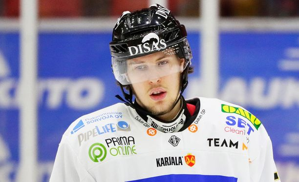 Antti Kalapudas jatkaa uraansa Vaasassa.