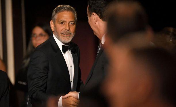 George Clooney on yksi Hollywoodin tunnetuimmista tähdistä.