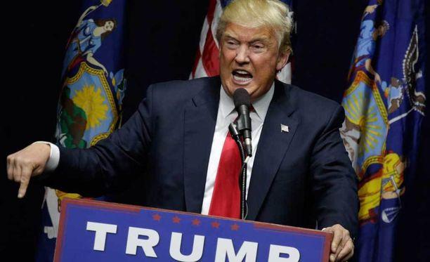 Presidentiksi haluavan Donald Trumpin suosio on tullut republikaaneillekin yllätyksenä.