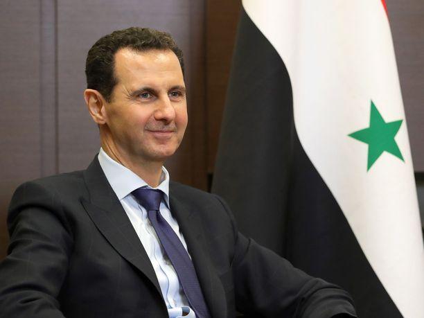 Yhdysvallat ei enää pyri Syyrian presidentti Bashar al-Assadista eroon.