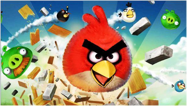 Angry Birds -universumi täyttää kymmenen vuotta.