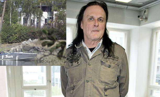 Sakke Järvenpää epäonniset bisnekset ajoivat miehen taloudelliseen ahdinkoon.