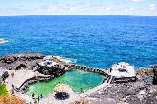 Kanarian La Palman suosio on lentohakujen perusteella kasvussa.