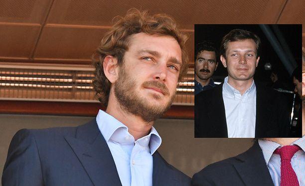 Pierre Casiraghi on nyt 30-vuotias, samanikäinen kuin hänen Stefano-isänsä oli kuollessaan.