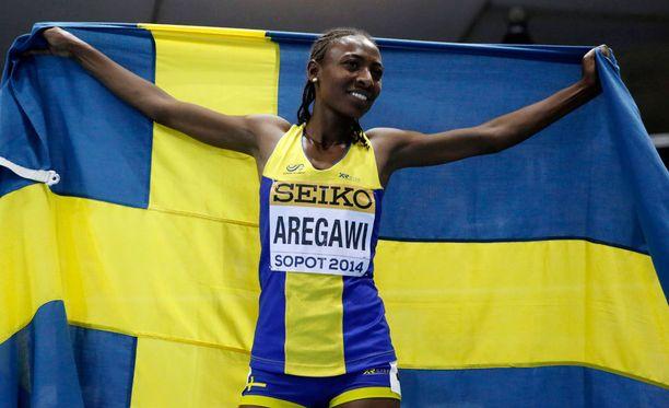 Abeba Aregawi saattaa saada Lontoon olympiapronssin jälkikäteen.